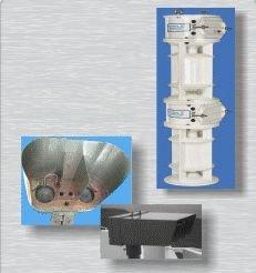 Detectores e buzinas para nevoeiro