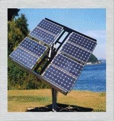 Usinas e sistemas solares e eólicos